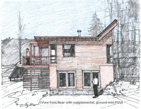 Housatonic, MA Residence: 'Net Zero' on Fairview Road