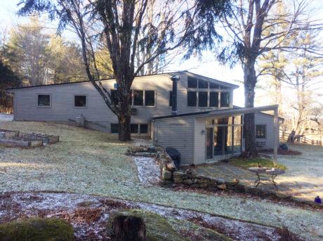 Mid-century Renovation & Addition